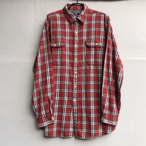 Polo sport cotton check workwear shirt (100-103)