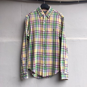 Polo Ralph Lauren cotton check bd shirt (95 , for women)
