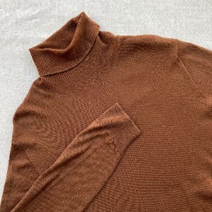 fedeli wool turtleneck (표기 50, 105사이즈)