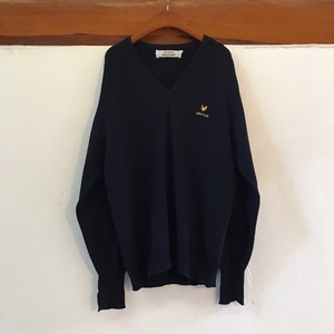 Lyle & Scott geelong wool knit (105)
