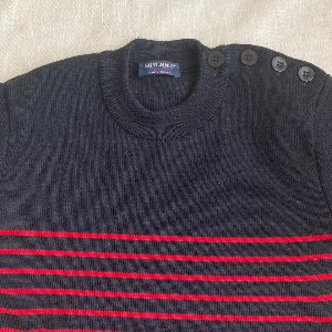 saint james binic wool sweater (95 size)