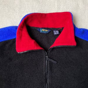 EBTEK fleece color block pullover (105-110 size)