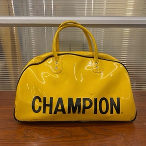 vintage champion helmet bag