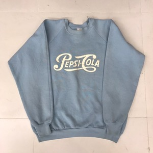 Fruit of the loom 50/50 sweatshirt ' Pepsi cola ' (100-103)