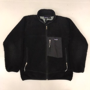Patagonia fleece zip-up jacket (100-105)