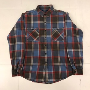Polo Ralph Lauren cotton plaid work wear shirt (105)