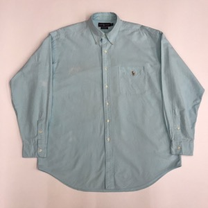 Polo Ralph Lauren bd big oxford shirt (100-105)