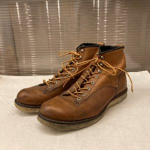 redwing boots (us 10, 280mm)