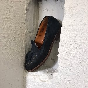 alden 36207 tassel loafer(us6E 260mm 발볼E)