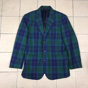 bob's tailor By eastboy wool plaid 3B sport jacket (95-100)