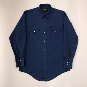 Bar-m rancher cotton/poly western shirt (100)